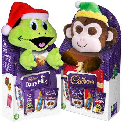Cadbury Freddo Monkey Toy Selection Box