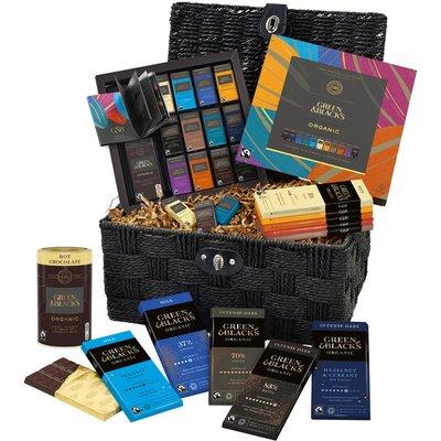 GB Organic Chocolate Basket