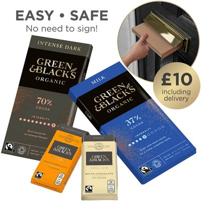 GB Letterbox Chocolate Gift