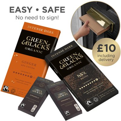 GB Letterbox Dark Chocolate Gift