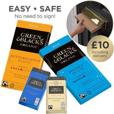 GB Letterbox Milk Chocolate Gift