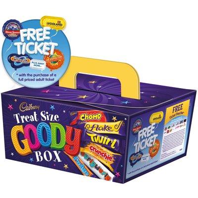 Cadbury Treatsize Goody Box