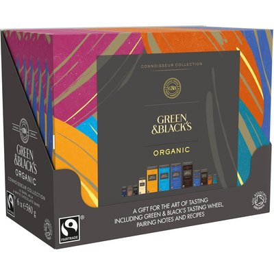GB Organic Connoisseur Collection 540g (Box of 6)