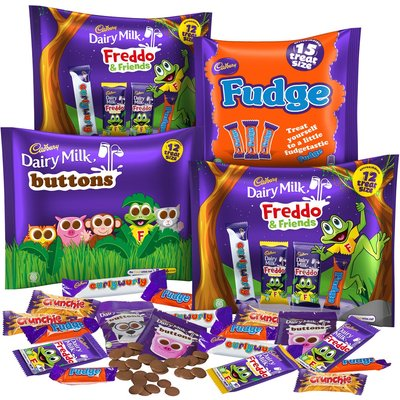 Halloween Treatsize Collection