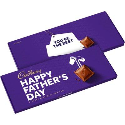 Cadbury Happy Father's Day Gift Bar