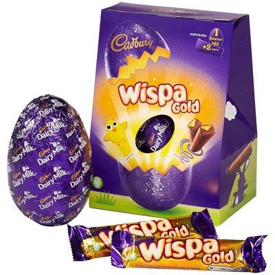 Cadbury Wispa Gold Easter Egg (248g)