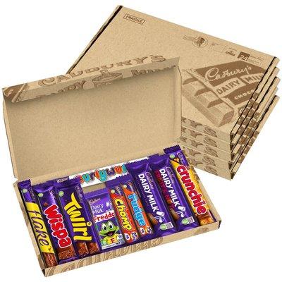 Cadbury Bar Post Box Subscription