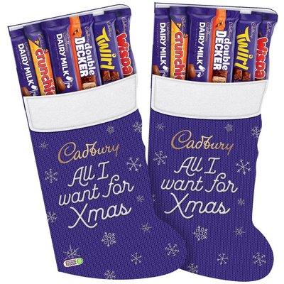Christmas Selection Stockings
