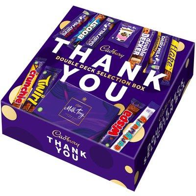 Cadbury Thank You Selection Box