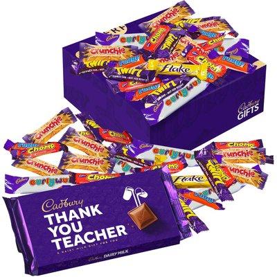 Cadbury Thank You Teacher Bonanza Box