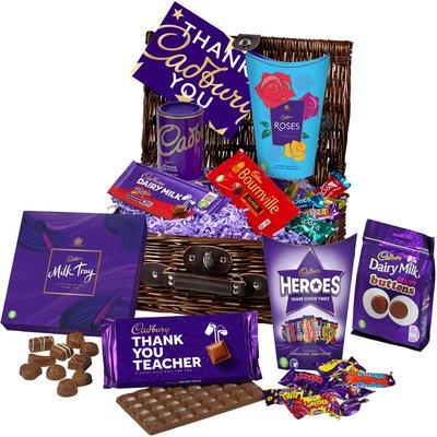 Thank You Teacher Chocolate Basket