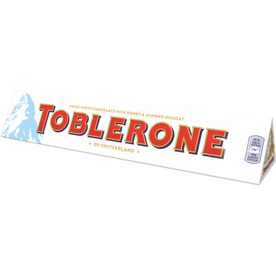 Toblerone White 360g (Box of 10)
