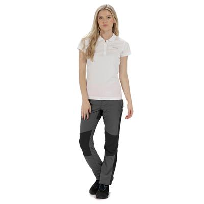Regatta Sungari Womens Trousers Rock Grey/ SlGr 2018 - Size 20