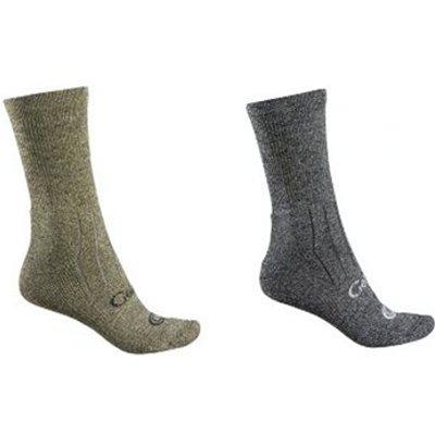 Gelert Outback Socks - BLACK - SMALL