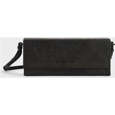Long Boxy Crossbody Bag