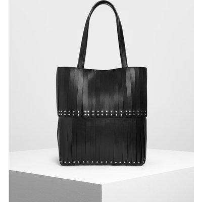 Full Fringe Tote Bag