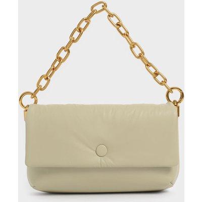 Zadie Padded Shoulder Bag