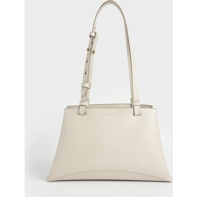 Double Handle Trapeze Tote