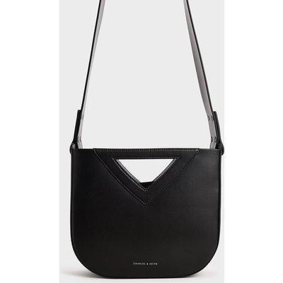 Triangle Handle Tote Bag