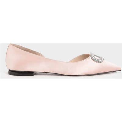 Wedding Collection: Embellished Ballerina Flats
