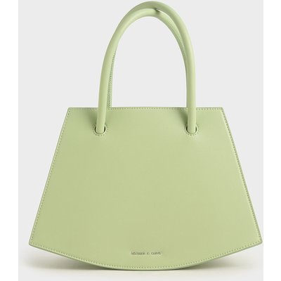 Curved Tote Bag