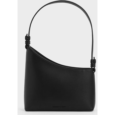 Asymmetrical Shoulder Bag