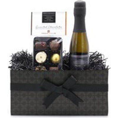 Chocolate and Prosecco Mini Gift Hamper