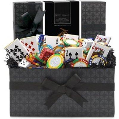 Poker Night Chocolate Novelty Mini Gift Hamper