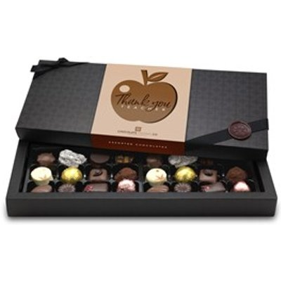 Thank You Teacher 24 Assorted Chocolate Gift Box
