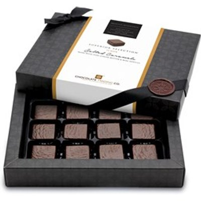 Salted Caramels 12/18/24 Chocolate Gift Box - Personalised 12 box