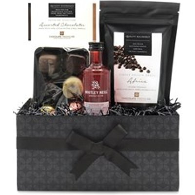 Assorted Chocolates & Raspberry Gin Mini Gift Hamper