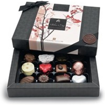Mother's Day, Japanese Cherry Blossom Design, 12 Assorted Chocolate Gift Box - Personalised 12 Box