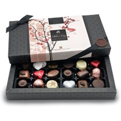Mother's Day, Japanese Cherry Blossom Design, 18 Assorted Chocolate Gift Box - Personalised 18 box