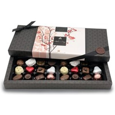 Mother's Day, Japanese Cherry Blossom Design, 24 Assorted Chocolate Gift Box - Personalised 24 Box