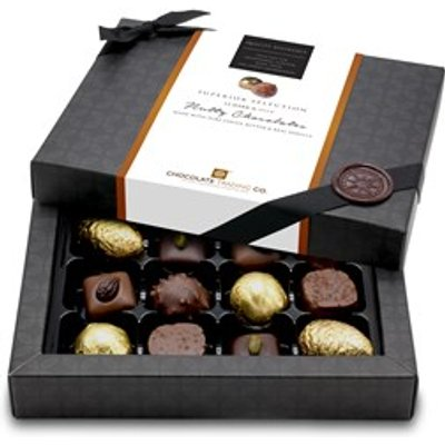 Nutty Selection 12/18/24 Chocolate Gift Box - Personalised 12 Box