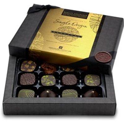 Superior Selection, 12 Single Origin Chocolate Ganaches Gift Box - Personalised 12 box