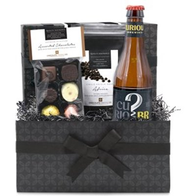Chocolate and Beer Mini Gift Hamper