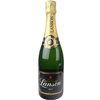 Lanson Black label NV Champagne 75cl