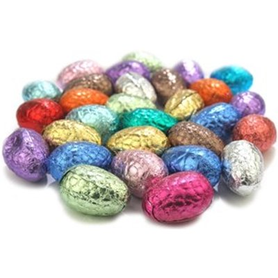 Filled mini Easter eggs - Bag of 80
