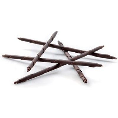 Callebaut dark chocolate pencils (200mm)
