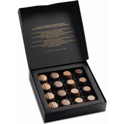 Valrhona Grands Crus assorted chocolate ganache gift box 150g