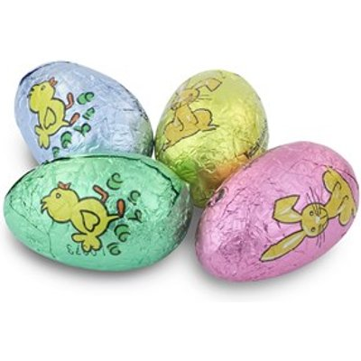 Pastel Easter eggs 4.5cm - Bulk Box of 90