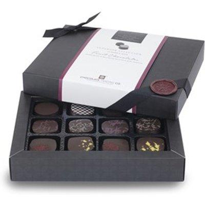 Fruity Dark 12/18/24 Chocolate Gift Box - Personalised 12 Box