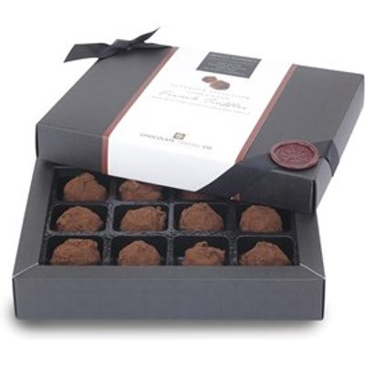 French Chocolate Truffles 12/18/24 Gift Box - 24 Box