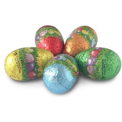 Egg design Easter Eggs - Bulk box of 65