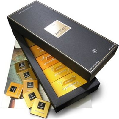 1 Cru, single origin chocolate neapolitans - Large 160g box