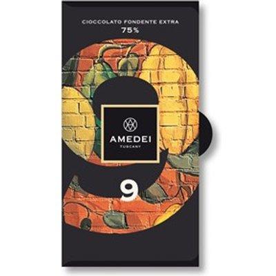 Amedei No.9, 75% dark chocolate bar