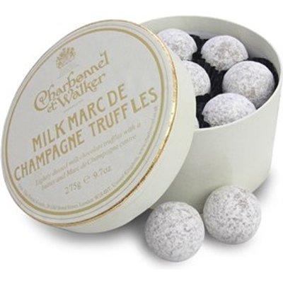Charbonnel et Walker Marc de Champagne truffles - 275g box