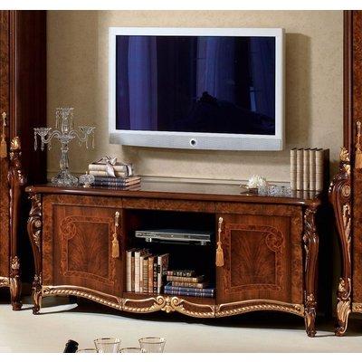 Arredoclassic Donatello 2 Door 1 Shelf TV Cabinet