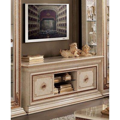 Arredoclassic Leonardo 2 Door 1 Shelf TV Cabinet